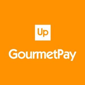 logo-naranja y blanco gourmetpay